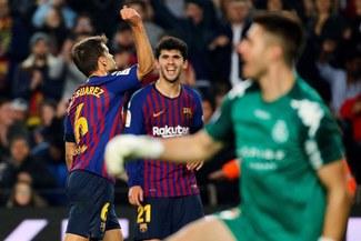 Arsenal pondrá sobre la mesa 14 millones de euros por Denis Suárez