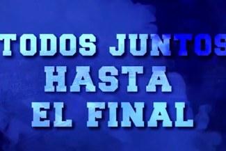El mensaje de aliento de Alianza Lima en la previa del duelo final ante Sporting Cristal [VIDEO]