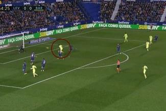 Barcelona vs Levante: Luis Suárez anota el 1-0 tras genial asistencia de Lionel Messi [VIDEO]