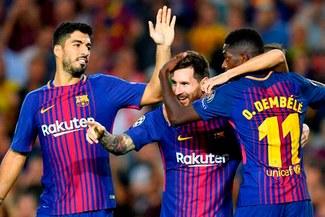 Lionel Messi consiguió su quinta Bota de Oro y ya va por la sexta. Mira cómo va