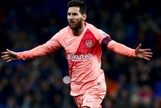 Barcelona vs Celta: Lionel Messi enfrenta mañana su último partido del año