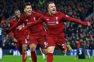 Hoy el Liverpool enfrenta al Wolverhampton por la Premier League