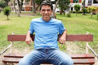 """Juan Carlos Bazalar: """"El partido más duro en mi vida fue enfrentar al cáncer"""""""