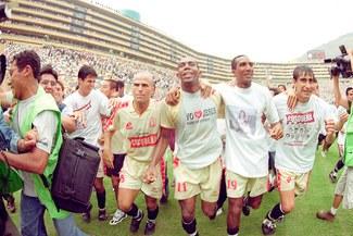Hace 20 años, Universitario venció a Sporting Cristal en penales y se coronó campeón nacional