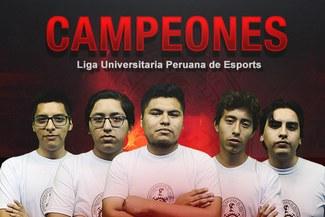 Dota 2: UNI se coronó campeón en la primera Liga Universitaria peruana de Esports