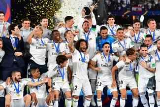 Real Madrid se coronó como le campeón del mundo en el Mundial de Clubes
