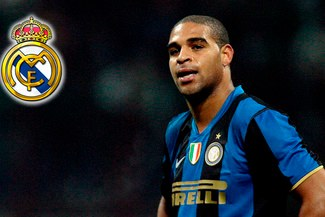 Adriano desvela que el Real Madrid intentó ficharlo