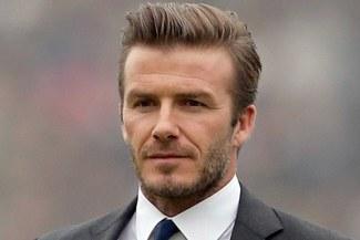 David Beckham puede ser el primer futbolista en viajar al espacio exterior