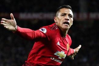 DT del Manchester United habló sobre Alexis Sánchez