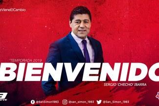 ¿Sergio Ibarra será nuevo entrenador de San Simón la temporada 2019?