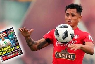 """Yoshimar Yotún acapara las primeras planas en México: """"Vengo con ilusión de ganar el título"""" [FOTO]"""