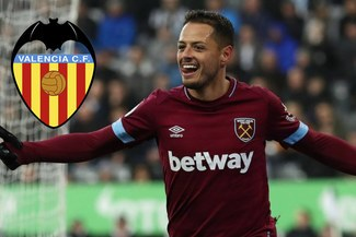 La Liga: 'Chicharito' Hernández cerca de volver a España