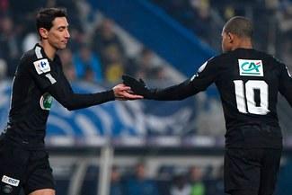 Mbappé desvela de qué manera Di María quiso intimidarlo en Rusia 2018
