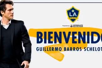 Barros Schelotto fue oficializado como nuevo técnico de LA Galaxy [VIDEO]