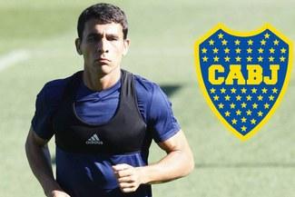 Junior Alonso, el primer refuerzo del Boca Juniors de Alfaro