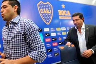 ¿Presidente de Boca Juniors le cierra las puertas a Juan Román Riquelme?