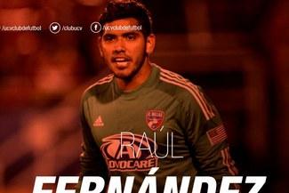 Universidad César Vallejo anunció a Raúl Fernández como flamante refuerzo para la temporada 2019 [VIDEO]