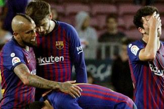 Arturo Vidal deja en ridículo a Gerard Piqué con este comentario | FOTO
