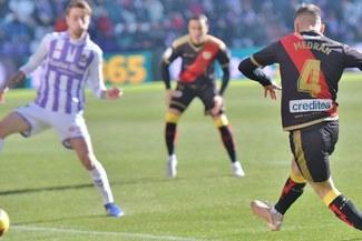 Rayo Vallecano ganó 1-0 a Real Valladolid por la Liga Santander