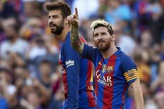 Lionel Messi será accionista del Andorra FC, cuyo dueño es Gerard Piqué
