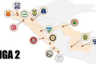 Liga 2: Conoce cómo se jugará el torneo de la Segunda División