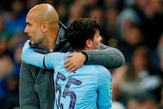 Guardiola se pronuncia sobre el fichaje de Brahim Díaz al Real Madrid