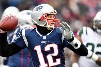 NFL: partido clave entre Patriots, de Tom Brady, y Chargers podría verse afectado por la nieve