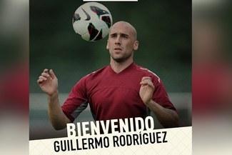 Universitario hace oficial contratación del uruguayo Guillermo Rodríguez por una temporada [FOTO]