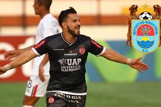 """Juan Pablo Vergara tras dejar UTC y firmar por Binacional: """"Me sentí tocado"""""""
