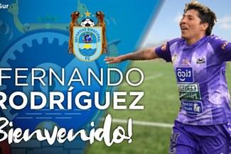 Liga 1: Binacional se refuerza con goleador boliviano
