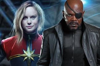 Samuel L. Jackson da a conocer dos spoilers sobre Capitana Marvel