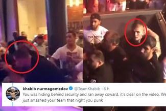 "UFC: ""Te escapaste de mí, cobarde"", Khabib vuelve a encender la mecha con Nate Diaz [VIDEO]"
