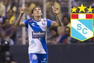 Omar Fernández no descarta llegar a Sporting Cristal [FOTO]