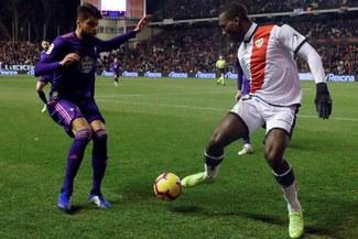 Luis Advíncula quedó en el 11 ideal de la jornada de la Liga Santander