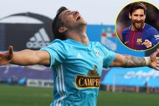 """Gabriel Costa en su presentación con Colo Colo: """"Soy como Lionel Messi"""" [VIDEO]"""