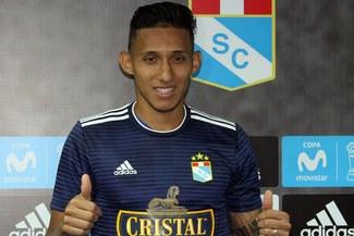 Sporting Cristal habló de Christofer Gonzales y el porcentaje del pase que Universitario reclama