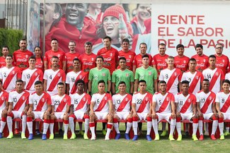 Selección Peruana Sub-20 quedó lista para debut en el Sudamericano Chile 2019 [FOTOS]