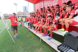 Selección Peruana Sub-20: Fixture del grupo B para los dirigidos por Daniel Ahmed [FOTO]