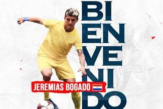 Deportivo Municipal hace oficial el fichaje de Jeremías Bogado [FOTO]