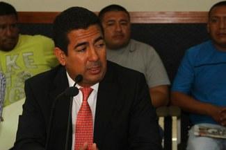 Universitario: Carlos Moreno aseguró que irán al TAS por el caso Christofer Gonzales