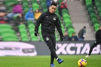 Le salió competencia a Independiente: Gremio habló con Krasnodar sobre situación de Christian Cueva