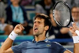 Hombre récord: Novak Djokovic cumplió 300 partidos en los torneos Grand Slam