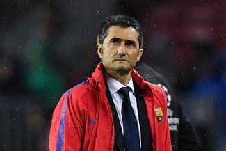 """Ernesto Valverde: """"No he tenido comunicación con De Jong"""""""