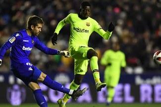 Barcelona vs Levante EN VIVO EN DIRECTO: hora, día y canal por octavos de final de la Copa del Rey