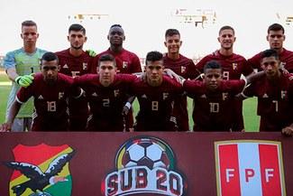 Colombia vs Venezuela EN VIVO ONLINE partido por el grupo A del Sudamericano Sub 20 de Chile