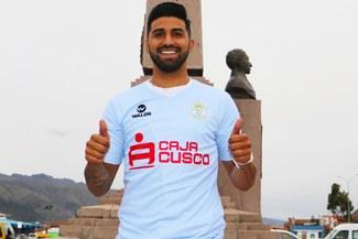 Real Garcilaso hizo oficial la llegada de defensor chileno