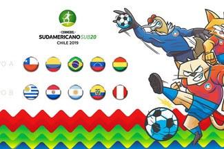 Sudamericano Sub-20 2019 EN VIVO: partidos, resultados y tabla de la fecha 1 del torneo en Chile