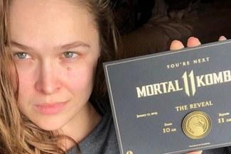 Mortal Kombat 11 contará con Ronda Rousey para la voz de Sonya Blade