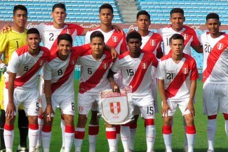 La Selección Peruana venció 1-0 a Uruguay en el Sudamericano Sub-20