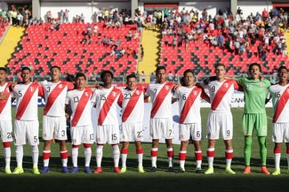 Selección Peruana Sub 20: así se escuchó el Himno Nacional de Perú en el Sudamericano Sub-20 [VIDEO]